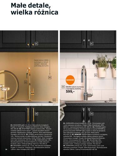 Gazetka promocyjna IKEA, ważna od 30.08.2018 do 31.07.2019.