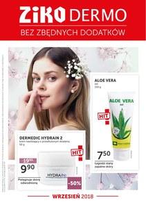 Gazetka promocyjna Ziko Dermo , ważna od 01.09.2018 do 30.09.2018.