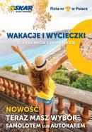 Gazetka promocyjna Oskar Tours - Wakacje i wycieczki