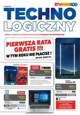 Gazetka promocyjna RTV EURO AGD - TechnoLogiczny