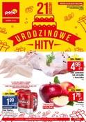 Gazetka promocyjna POLOmarket - Urodzinowe hity - ważna do 11-09-2018