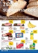 Gazetka promocyjna Tesco Supermarket - Oferta promocyjna - ważna do 12-09-2018