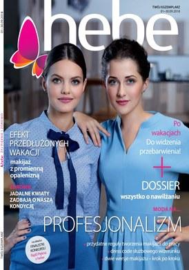 Gazetka promocyjna Hebe - Moda na profesjonalizm