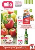 Gazetka promocyjna MILA - Zakupy, aż miło   - ważna do 11-09-2018