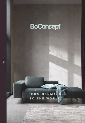 Gazetka promocyjna BoConcept - Katalog 2019