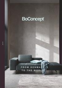 Gazetka promocyjna BoConcept - Katalog 2019  - ważna do 31-12-2019