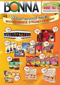 Gazetka promocyjna Bonna, ważna od 01.09.2018 do 30.09.2018.