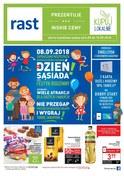 Gazetka promocyjna Rast - Dzień sąsiada - ważna do 15-09-2018