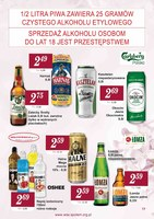 Gazetka promocyjna Społem WSS Śródmieście - Gazetka promocyjna