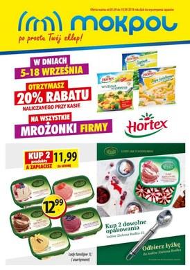 Gazetka promocyjna Mokpol - Gazetka promocyjna