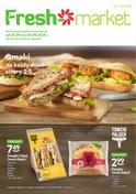 Gazetka promocyjna Freshmarket - Smaki na każdy dzień - ważna do 18-09-2018