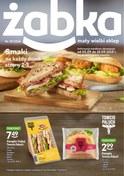 Gazetka promocyjna Żabka - Smaki na każdy dzień - ważna do 18-09-2018