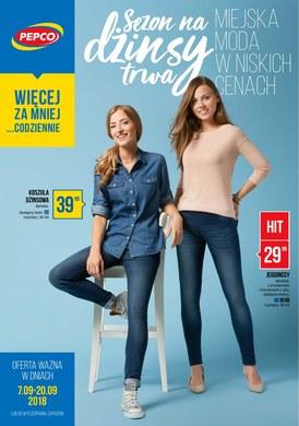 Gazetka promocyjna Pepco - Miejska moda w niskich cenach