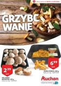 Gazetka promocyjna Auchan - Grzybowanie - ważna do 13-09-2018