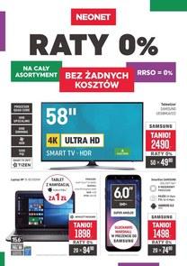 Gazetka promocyjna Neonet, ważna od 06.09.2018 do 19.09.2018.