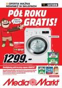 Gazetka promocyjna Media Markt - Pół roku gratis! - ważna do 12-09-2018
