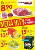 Gazetka promocyjna Intermarche Super - Mega hity - ważna do 17-09-2018