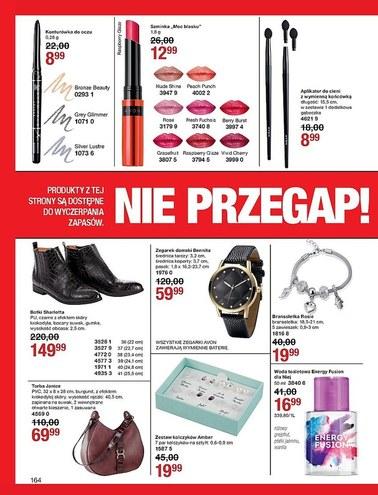 Gazetka promocyjna Avon, ważna od 06.09.2018 do 26.09.2018.