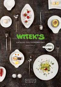 Gazetka promocyjna Witek's - Katalog gastronomiczny - ważna do 31-12-2018