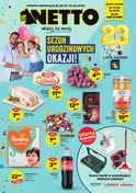 Gazetka promocyjna Netto - Sezon urodzinowych okazji!  - ważna do 15-09-2018
