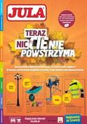 Gazetka promocyjna Jula - Teraz nic Cię nie powstrzyma  - ważna do 23-09-2018