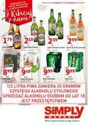 Gazetka promocyjna Simply Market - Kibicuj z nami - ważna do 16-09-2018