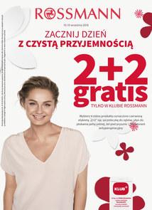 Gazetka promocyjna Rossmann, ważna od 10.09.2018 do 19.09.2018.