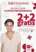 Gazetka promocyjna Rossmann - Zacznij dzień z czystą promocją - ważna do 19-09-2018