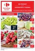 Gazetka promocyjna Carrefour Market - Superoferta tygodnia - ważna do 17-09-2018