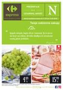Gazetka promocyjna Carrefour Express - Gazetka promocyjna - ważna do 17-09-2018