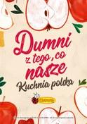 Gazetka promocyjna Biedronka - Dumni z tego, co nasze  - ważna do 22-09-2018