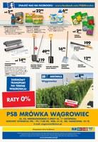 Gazetka promocyjna PSB Mrówka - Oferta handlowa - Wągrowiec