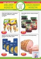 Gazetka promocyjna Zielony Koszyk - Oferta handlowa