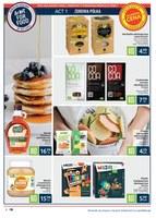 Gazetka promocyjna Carrefour - Konkretne działania, by jeść lepiej