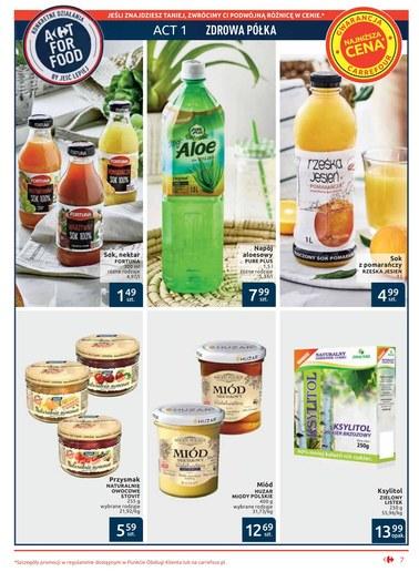 Gazetka promocyjna Carrefour Market, ważna od 11.09.2018 do 30.09.2018.