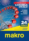 Gazetka promocyjna Makro Cash&Carry - Urodzinowa karuzela okazji - ważna do 24-09-2018