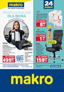 Gazetka promocyjna Makro Cash&Carry, ważna od 11.09.2018 do 08.10.2018.