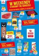Gazetka promocyjna Selgros Cash&Carry - W weekend staramy się bardziej