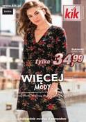 Gazetka promocyjna KIK - Więcej mody - ważna do 26-09-2018