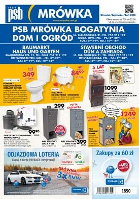 Gazetka promocyjna PSB Mrówka - Oferta handlowa - Bogatynia