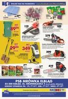 Gazetka promocyjna PSB Mrówka - Wrzesień złotych promocji - Elbląg