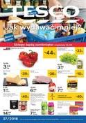 Gazetka promocyjna Tesco Hipermarket - Jak wydawać mniej? - ważna do 19-09-2018