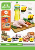 Gazetka promocyjna Stokrotka - Gazetka promocyjna - supermarket - ważna do 19-09-2018