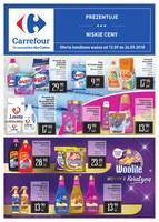 Gazetka promocyjna Carrefour - Prezentuje niskie ceny
