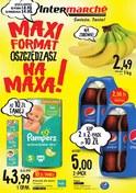 Gazetka promocyjna Intermarche Super - Maxi format, oszczędzasz na maxa! - ważna do 24-09-2018