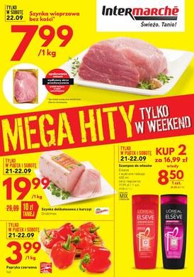 Gazetka promocyjna Intermarche Super - Mega hity