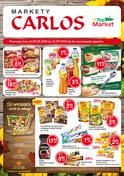 Gazetka promocyjna Carlos - Gazetka promocyjna - ważna do 22-09-2018
