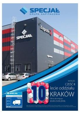Gazetka promocyjna Specjał - Oferta handlowa - Kraków