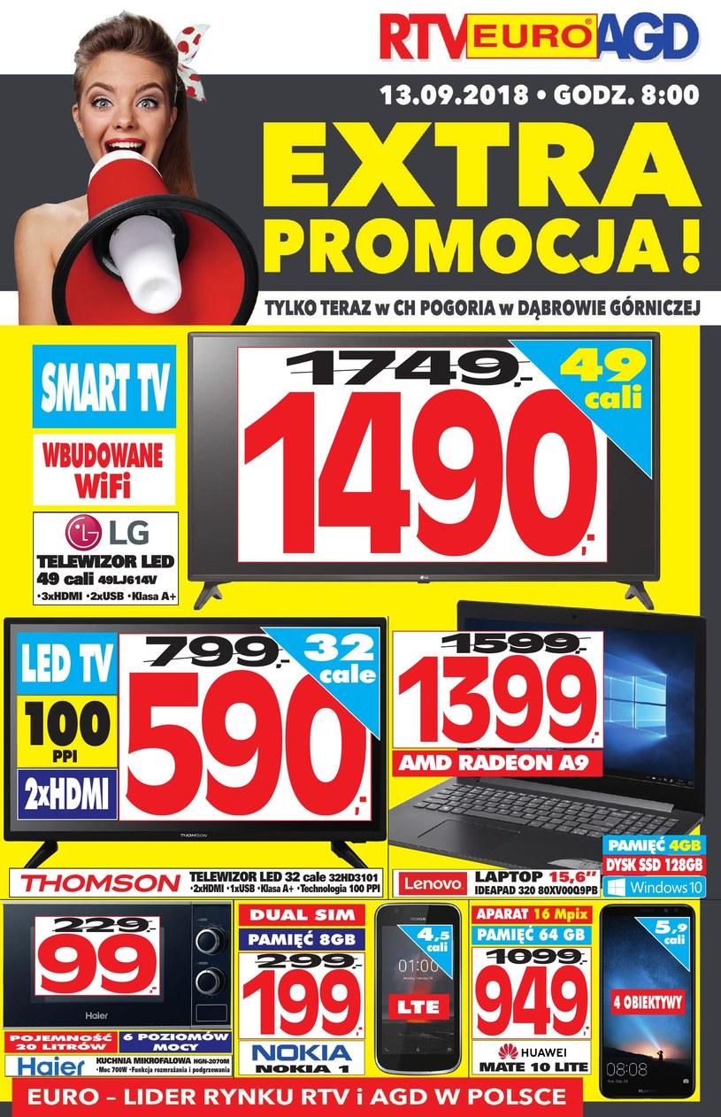 RTV EURO AGD: 4 gazetki