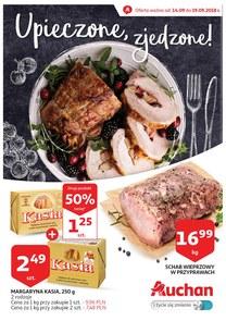 Gazetka promocyjna Auchan, ważna od 14.09.2018 do 19.09.2018.